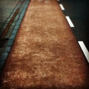 Glad asfalt