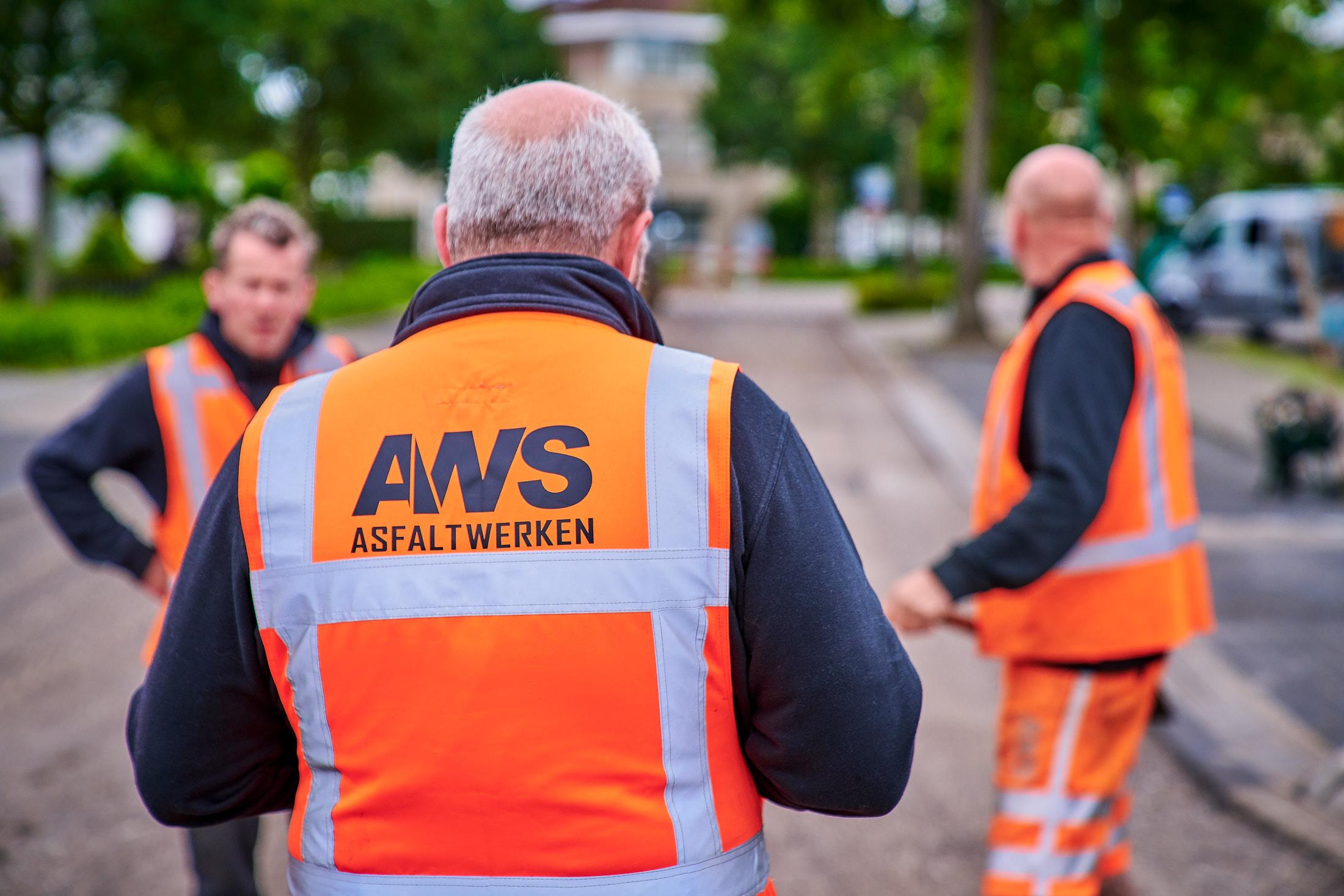 AWS asfaltwerken