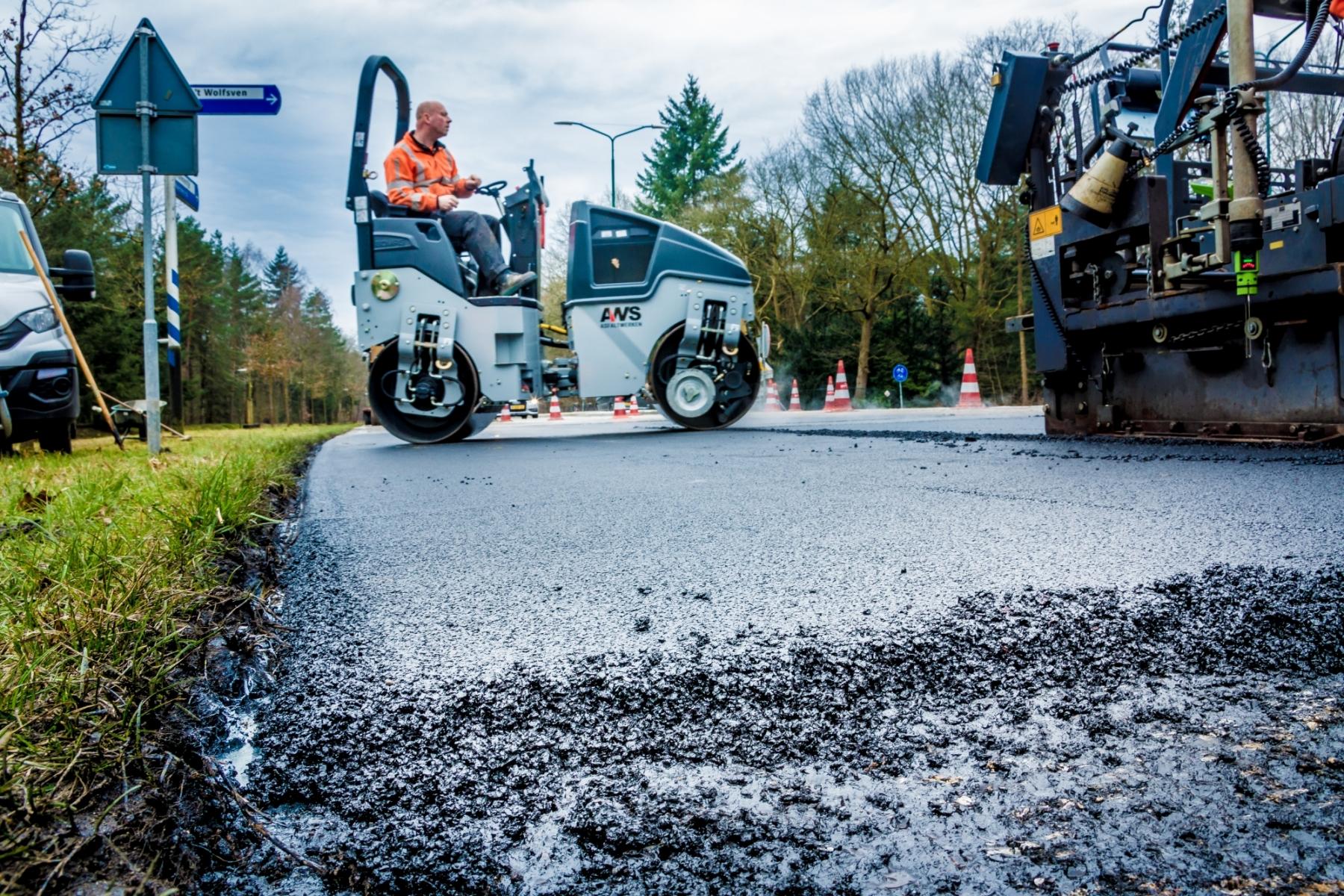 asfalt rijksweg