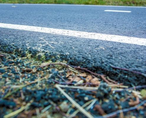 asfalt opruwen